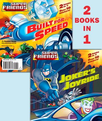 Joker's Joyride/Built for Speed By Shealy, D. R./ Doescher, Erik (ILT)/ Decarlo, Mike (ILT)/ Tanguay, David (ILT)